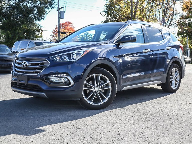 Hyundai Santa Fe 2.0T Limited 2017