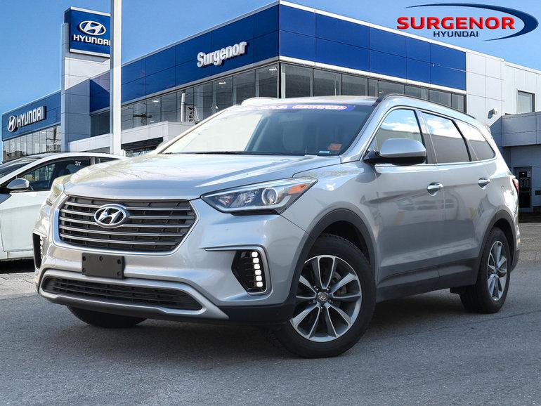 2018 Hyundai Santa Fe XL XL
