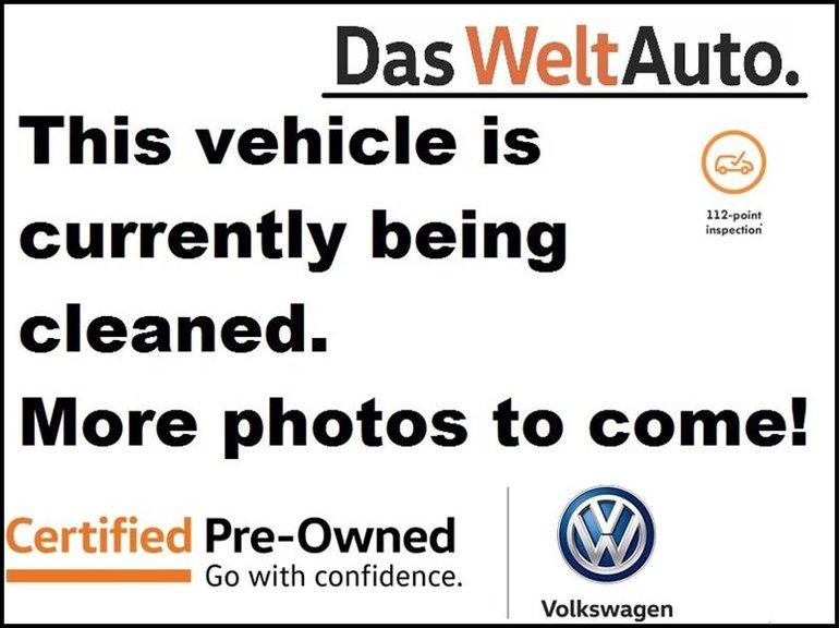2017 Volkswagen Golf Sportwagen 1.8T Comfortline 6sp at w/Tip