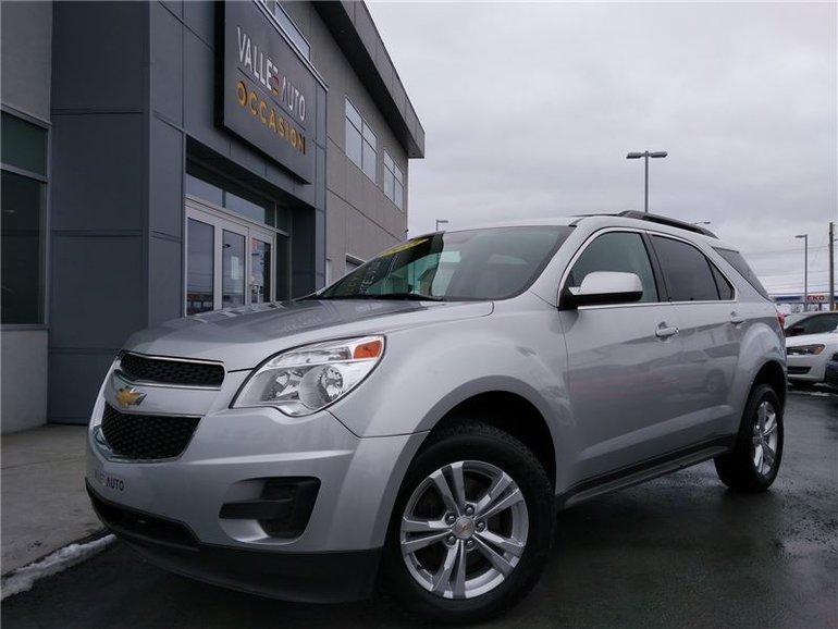 Chevrolet Equinox LT AWD**DÉMAREUR,TEINTÉES,SAT,CAMÉRA** 2015