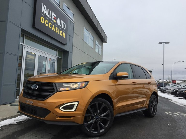 Ford Edge Sport**SIÈGES ÉLEC+CHAUFFANT,CAMÉRA RECUL,ETC** 2015