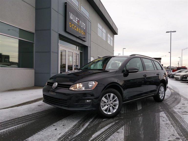 Volkswagen Golf 2.0 TDI Trendline**SAT,ÉCRAN TACTILE,BLUETOOTH** 2015