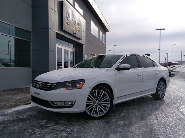 2015 Volkswagen Passat 2.0 TDI CL**FULL FULL ÉQUIPE **