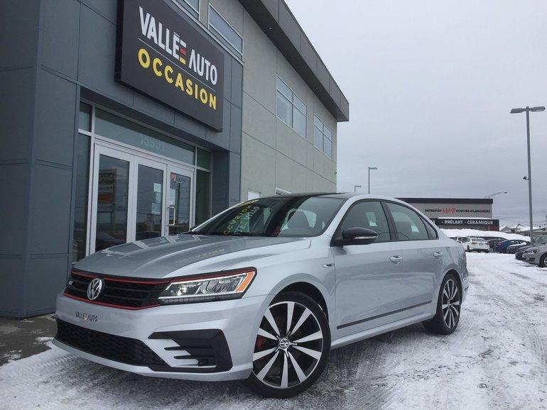 Volkswagen Passat V6 GT*GPS,CAMERA RECUL,TOIT OUVRANT,ETC* 2018