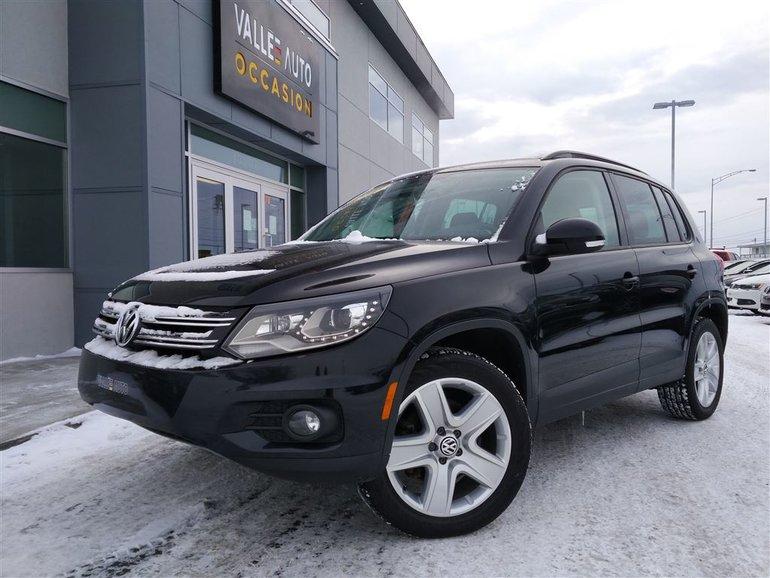 2015 Volkswagen Tiguan Comfortline**GROUPE SPORT, GPS, XÉNON, LED**