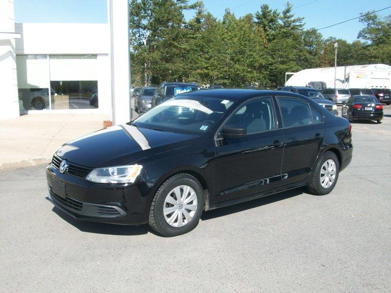 2011 Volkswagen Jetta Trendline 2.0 5sp