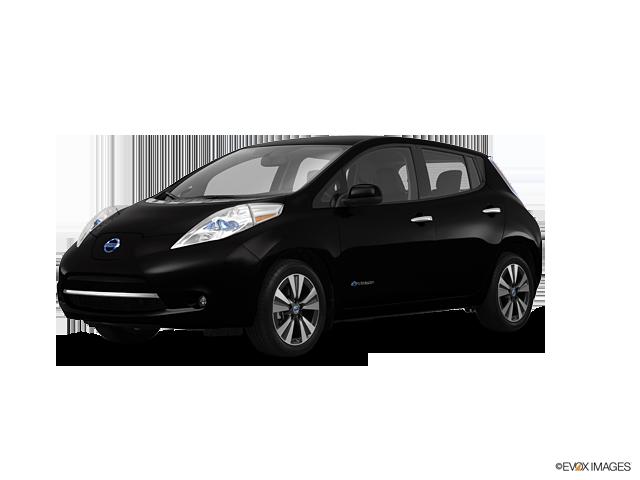 2014 Nissan Leaf SL Tech