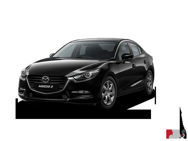 2017 Mazda MAZDA3 GX GX