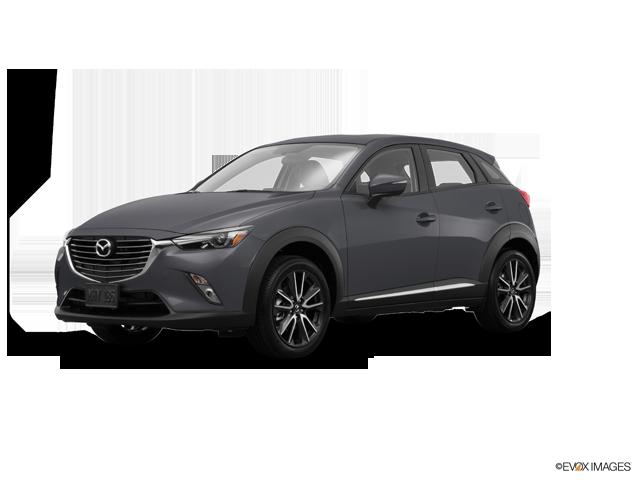 2018 Mazda CX-3 GT GT