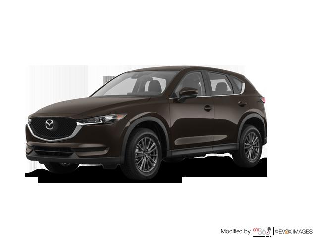 2018 Mazda CX-5 GX AWD at