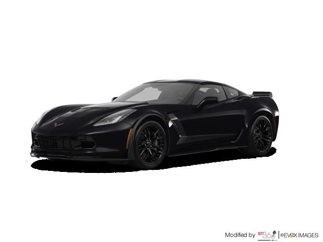 Chevrolet Corvette Z06 3LZ 2019
