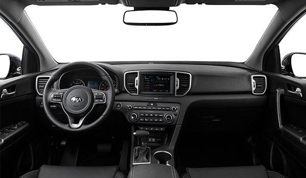 2019 Kia Sportage EX Tech AWD
