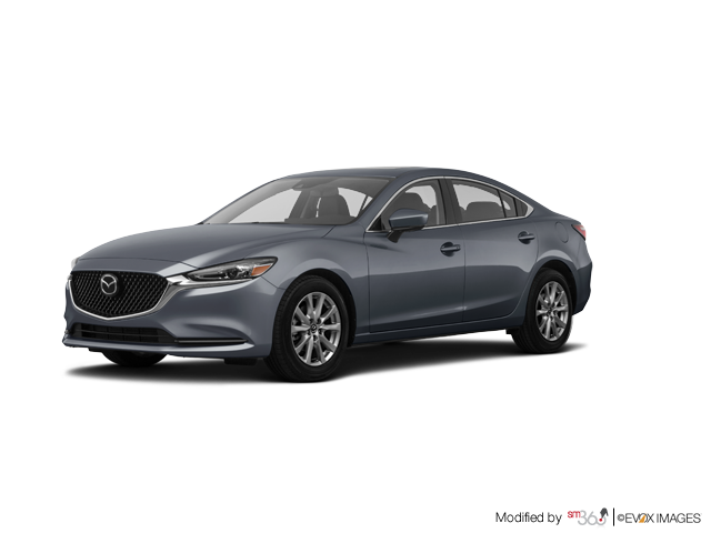 2019 Mazda Mazda6 GS-L 2.5L T at