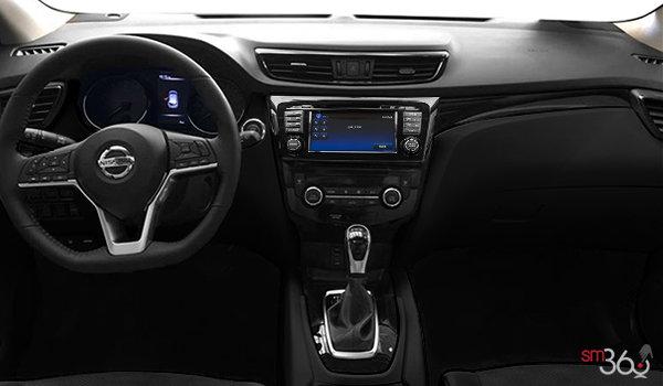2019 Nissan Qashqai S FWD CVT