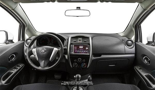 2019 Nissan Versa Note Hatchback 1.6 S CVT