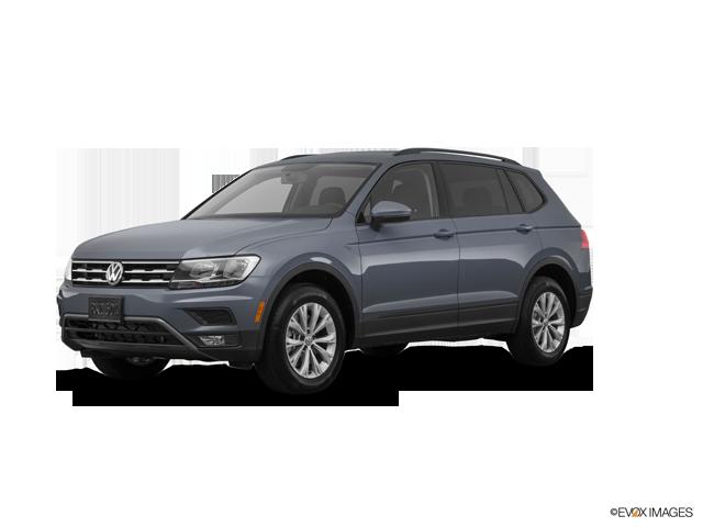 2019 Volkswagen Tiguan Trendline