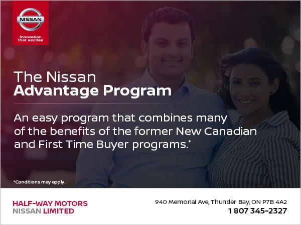 The Nissan Advantage Program