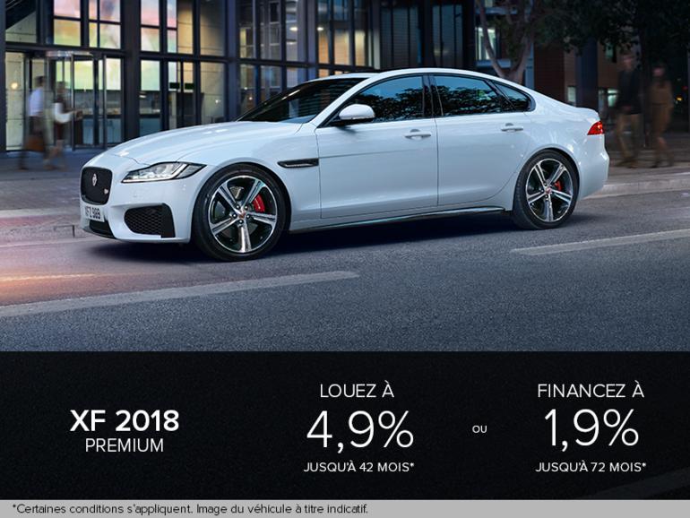 La XF Premium 2018