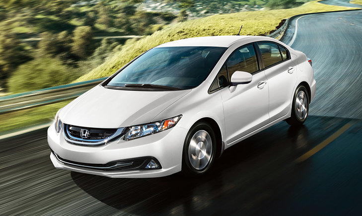 Honda's green offering keeps emissions low