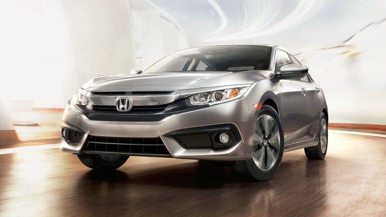 2016 Honda Civic -- More Good News