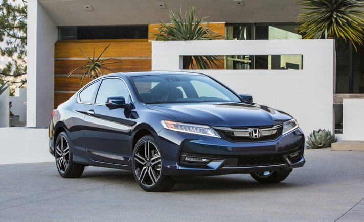 2017 Honda Accord in detail