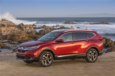 The 2018 Honda CR-V Reviews are out