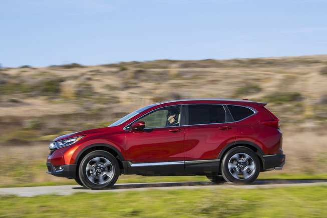 Each version of the 2019 Honda CR-V