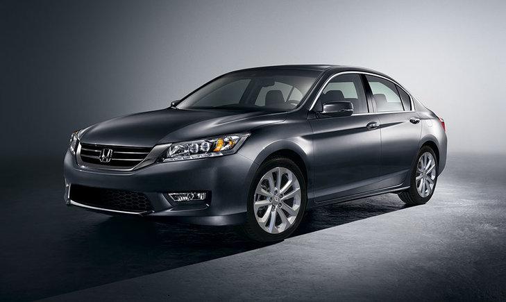 2015 Honda Accord - Four decades of reliability