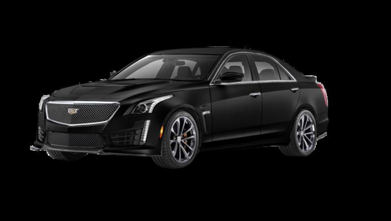 Cadillac CTS-V Sedan BASE 2016