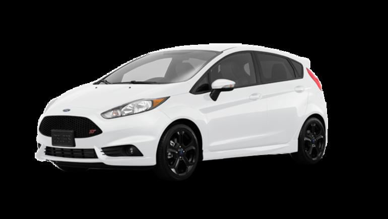 Ford Fiesta ST HATCHBACK 2016