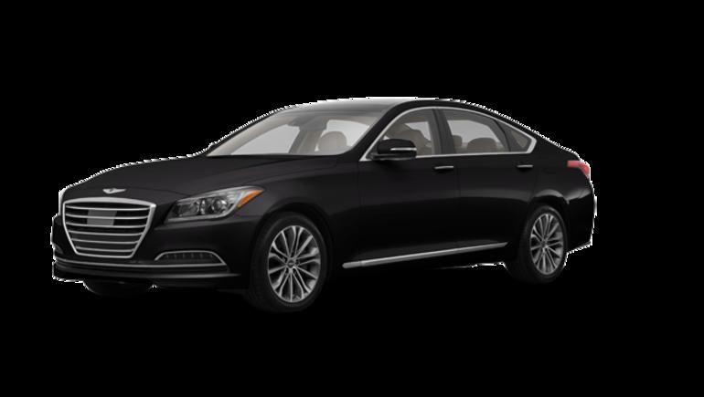 Hyundai Genesis Sedan PREMIUM 2016