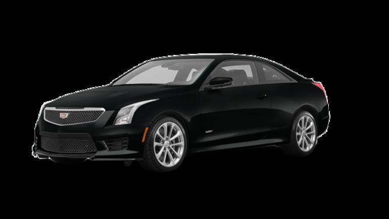 Cadillac ATS-V Coupé BASE 2017