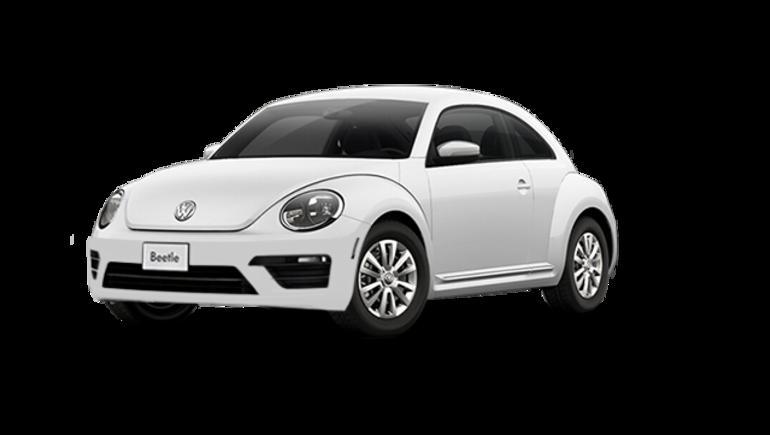 Volkswagen Beetle TRENDLINE 2017