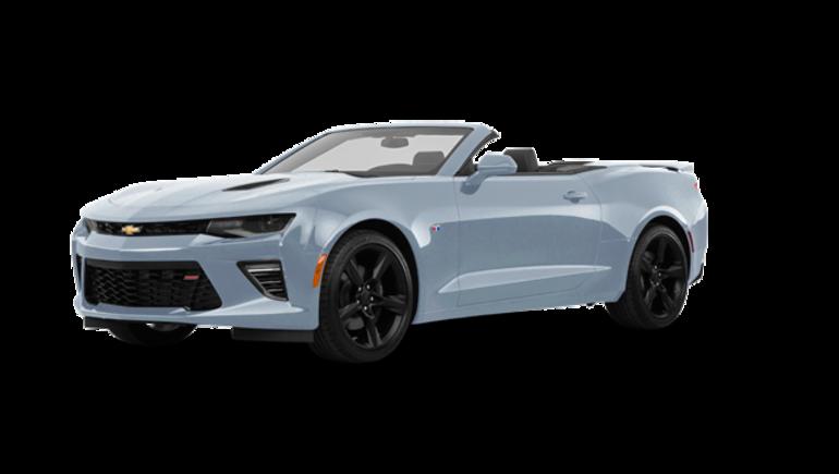 Chevrolet Camaro convertible 1SS 2018