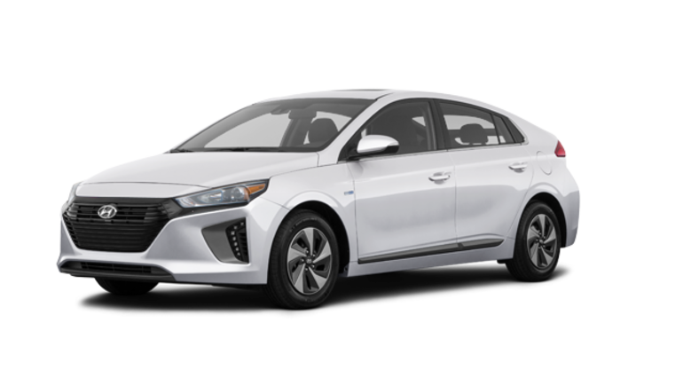 Hyundai Ioniq Hybrid SE 2018