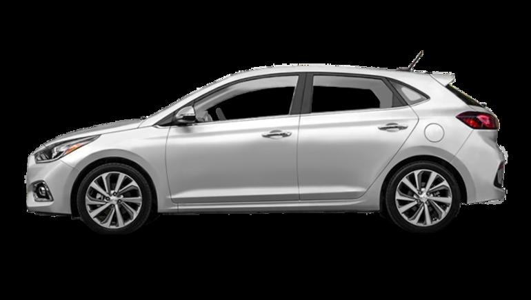 Hyundai Accent 5 doors GLS 2018