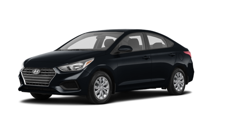 Hyundai Accent Berline Essential avec ensemble confort 2019