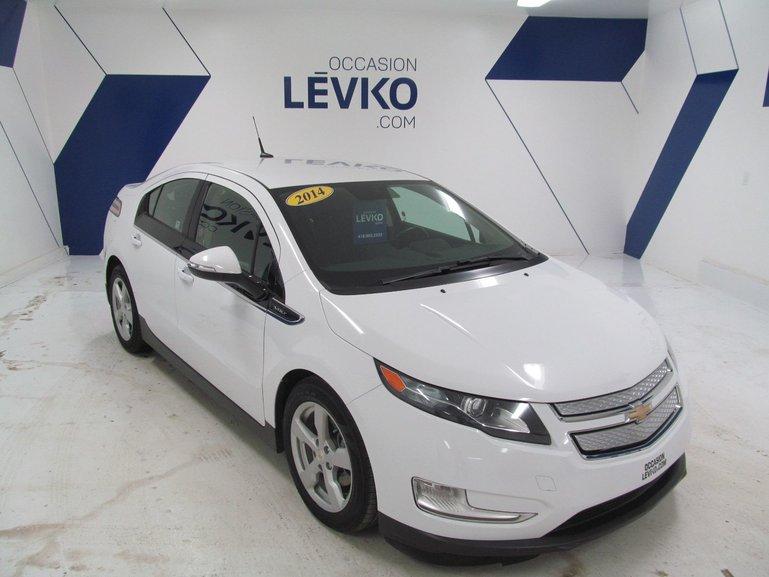 Chevrolet Volt PLUG IN 2014