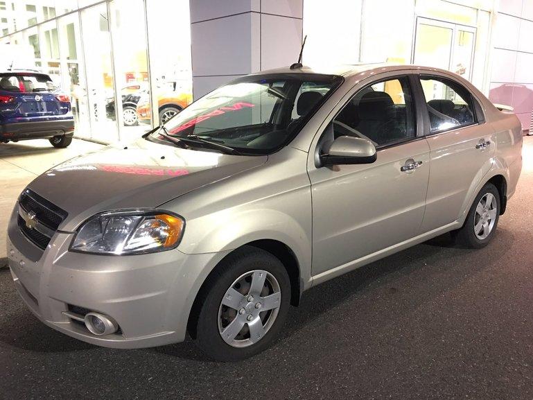 Occasion Cowansville Pre Owned 2010 Chevrolet Aveo Lt Air