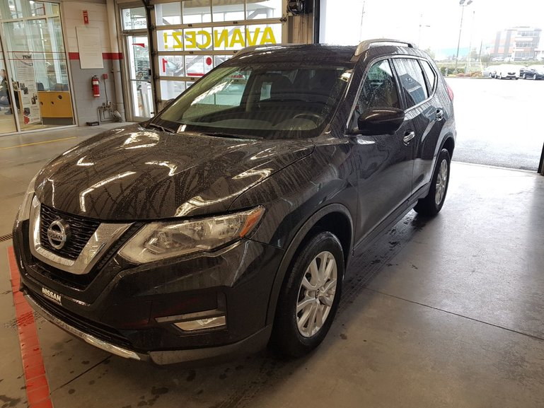 Occasion Cowansville Pre Owned 2017 Nissan Rogue Sv For Sale In