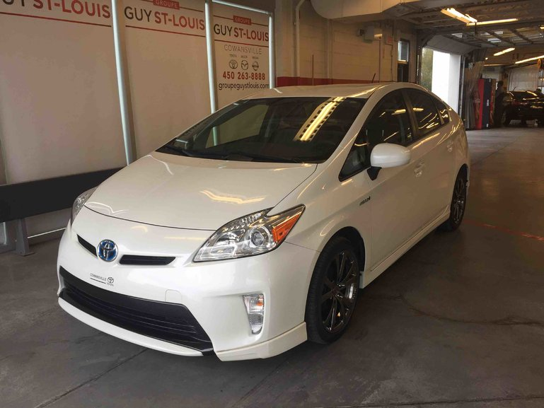 Pre Owned 2013 Toyota Prius Plus In Cowanville Pre Owned Inventory