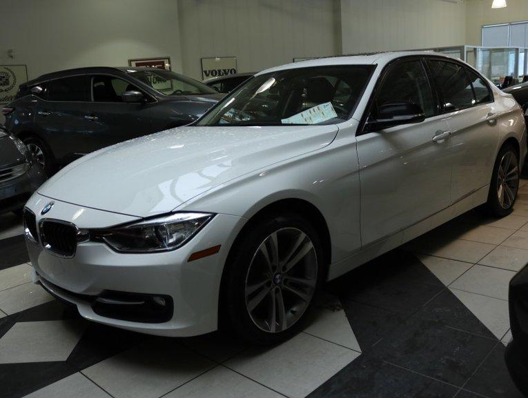BMW 320i XDRIVE 2014