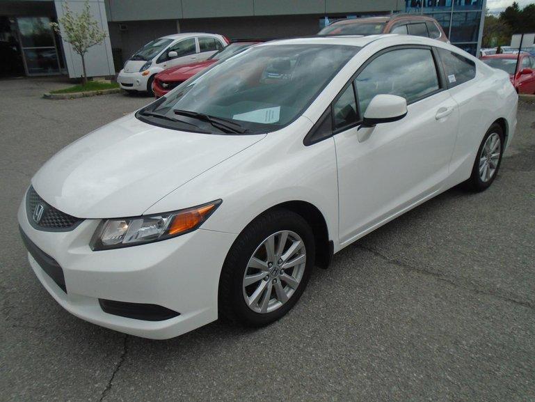 2012 Honda Civic EX COUPE