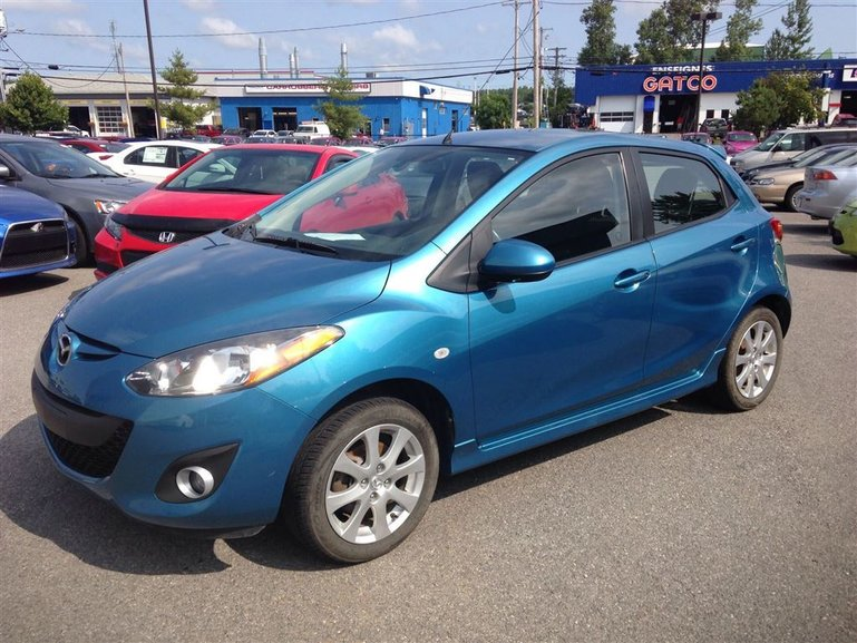 2011 Mazda Mazda2 H.B.