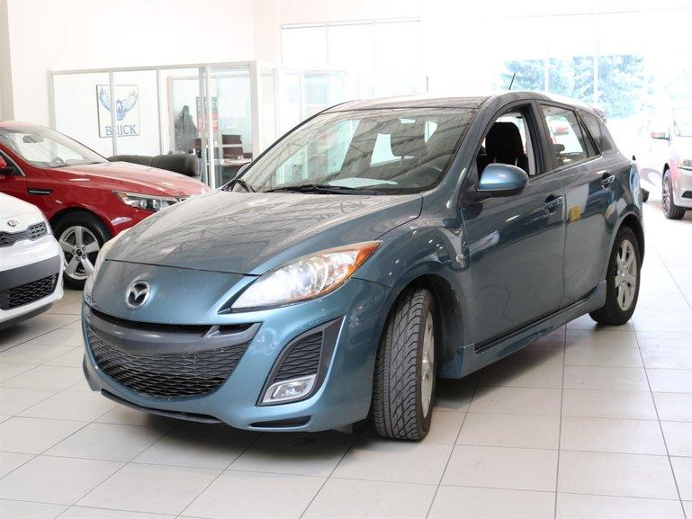 2010 Mazda Mazda3 SPORT