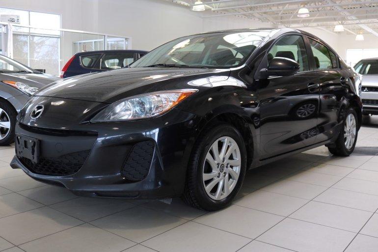 2013 Mazda Mazda3 SKYACTIV