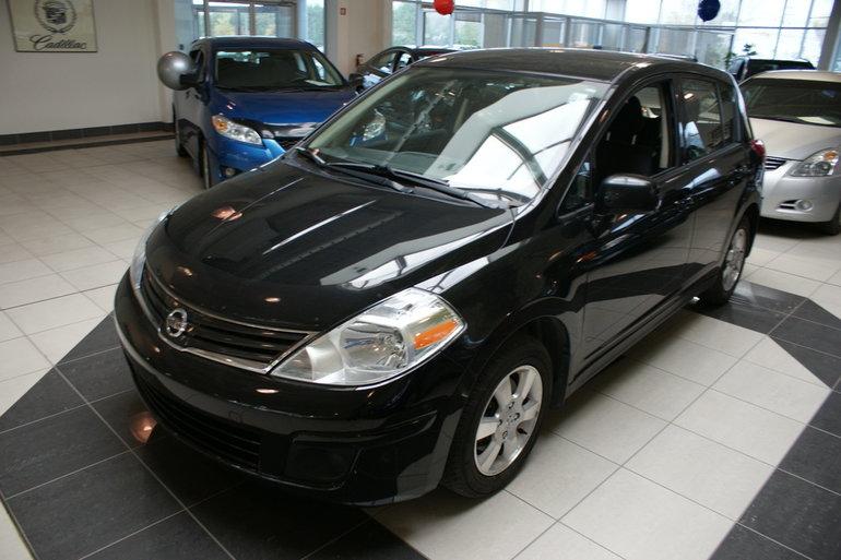 Nissan Versa SL NAV 2012