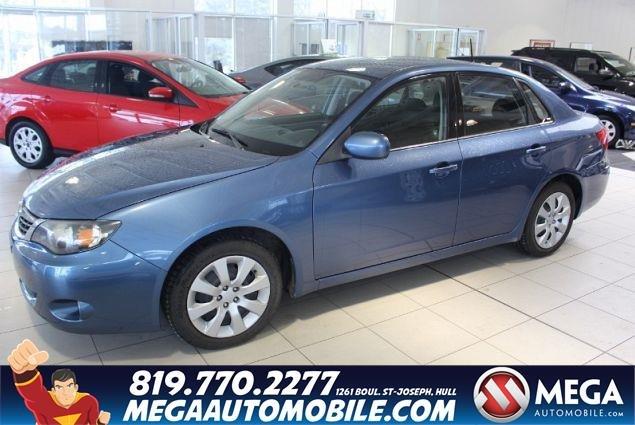 Subaru Impreza 2.5I 2009