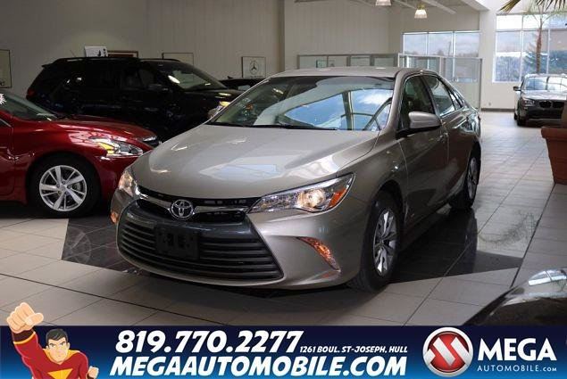 2016 Toyota Camry LE RCAM