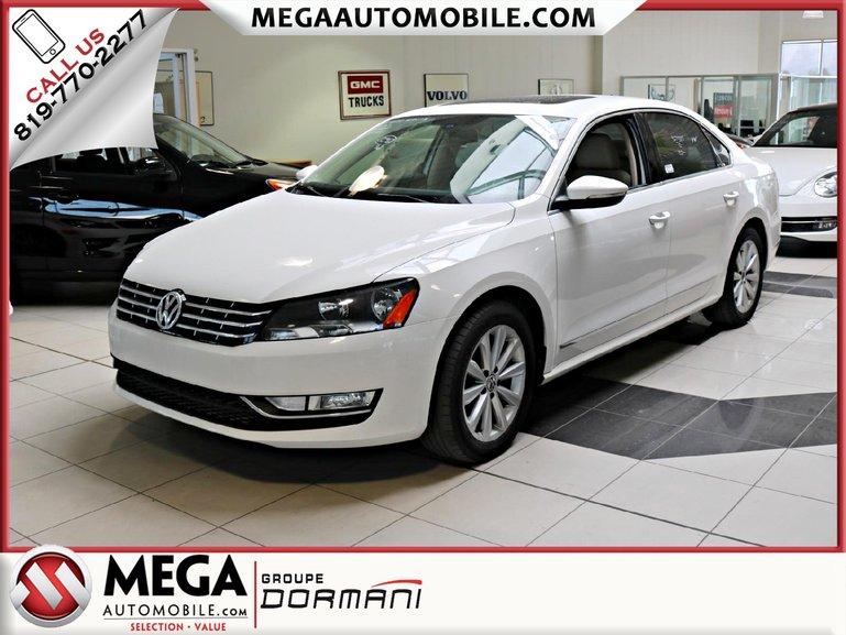 Volkswagen Passat HIGHLINE 2012